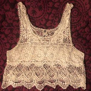 Roxy Crochet Top